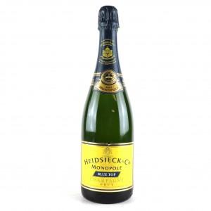 Heidsieck Dry Monopole Brut NV Champagne