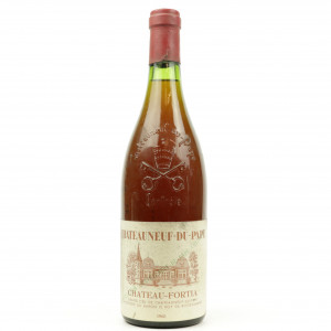 Ch. Fortia 1960 Chateauneuf-Du-Pape