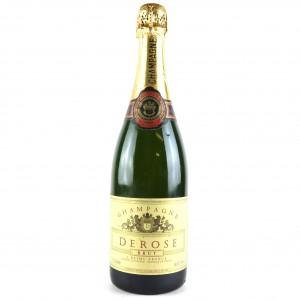 Derose Brut NV Champagne