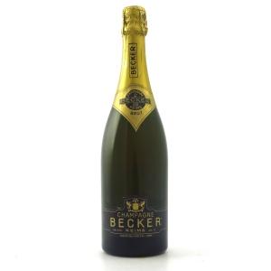 Becker Brut NV Champagne
