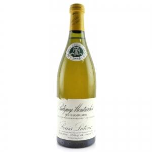 L.Latour Les Champgains 1996 Puligny-Montrachet 1er-Cru