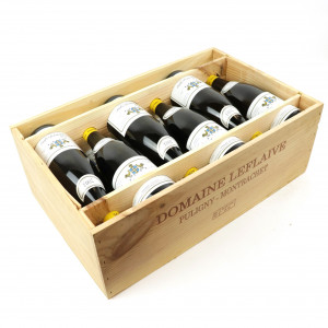 Dom. Leflaive 2003 Bourgogne Blanc 12x75cl / OWC