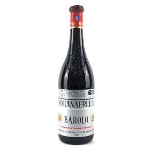 Fontanafredda 1967 Barolo