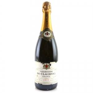 De Clairval Brut NV Champagne
