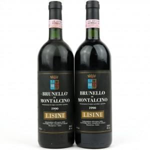 Lisini 1990 Brunello di Montalcino 2x75cl