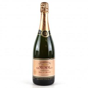 Mumm Brut NV Rose Champagne