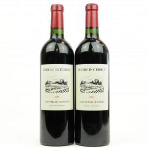 Tertre Roteboeuf 2010 St-Emilion 2x75cl