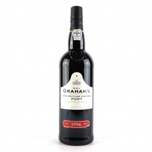 Graham's 1996 LBV Port