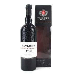 Taylor's 2002 LBV Port