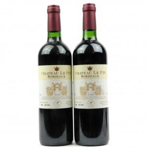Ch. Le Pin 2006 Bordeaux 2x75cl