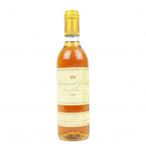 Ch. d'Yquem 1991 Sauternes 1er-Cru-Superior 37.5cl