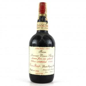 G.Raya Solera 1914 Amoroso Cream Sherry