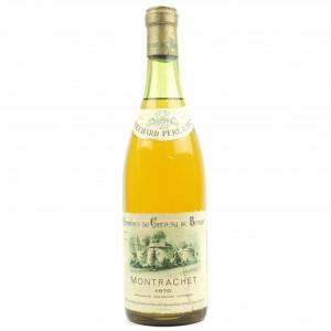 Bouchard Dom. Du Ch. De Beaune 1970 Montrachet Grand-Cru