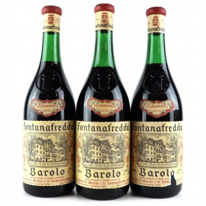 Fontanafredda 1955 Barolo 3x72cl