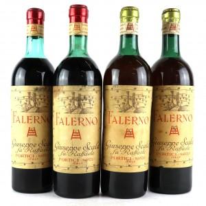 Falerno NV Naples / 4 Bottles