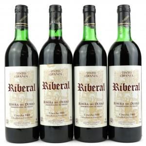 Riberal 1988 Ribera Del Duero Crianza 4x75cl