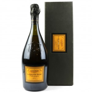Veuve Clicquot Ponsardin La Grande Dame Brut 1988 Vintage Champagne