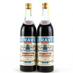 Cora Stravei Amaro Vermouth 2x100cl