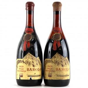Pico Della Mirandola 1964 Barolo 2x72cl
