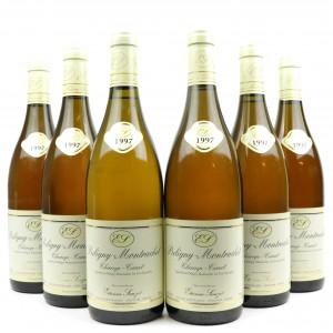 E.Sauzet Champ-Canet 1997 Puligny-Montrachet 1er-Cru 6x75cl