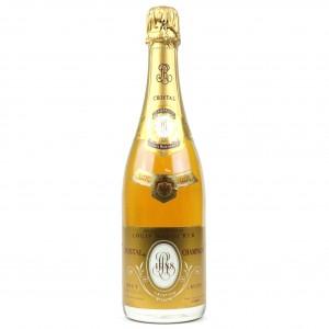 Louis Roederer Cristal 1988 Vintage Champagne