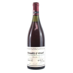 Dom. de la Romanée-Conti 1992 Romanée-St-Vivant Grand-Cru