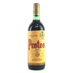 Protos 1974 Ribera Del Duero Gran Reserva