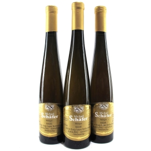 "M.Schafer ""Burg-Layer Rothenberg"" Riesling Eiswein 2002 Nahe 3x37.5cl"