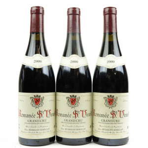 A.Hudelot-Noellat 2000 Romanee-St-Vivant Grand-Cru 3x75cl