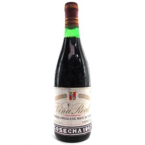 CVNE Viña Real 1968 Rioja Gran Reserva
