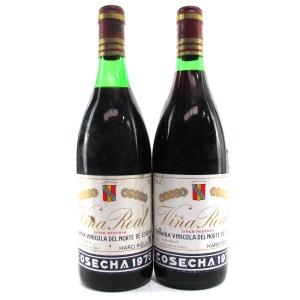 CVNE Viña Real 1975 Rioja Gran Reserva 2x75cl