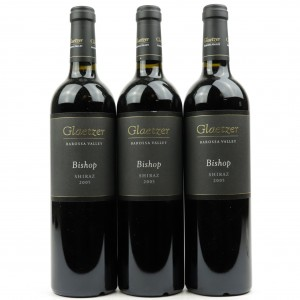 Ben Glaetzer Bishop Shiraz 2005 Barossa 3x75cl