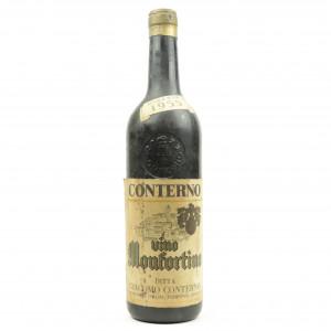 Conterno Vino Monfortino 1955 Piedmont Riserva
