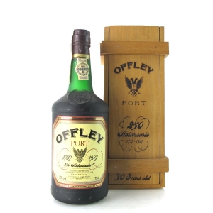 Offley 30 Year Old Tawny Port / 250th Anniversary