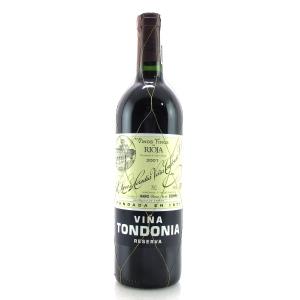Viña Tondonia 2001 Rioja Reserva