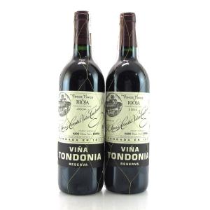 Viña Tondonia 2004 Rioja Reserva 2x75cl
