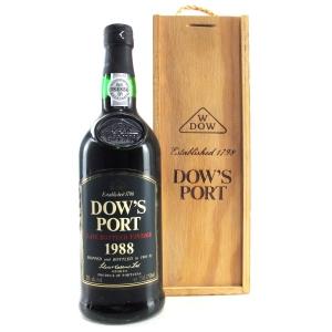 Dow's 1988 LBV Port