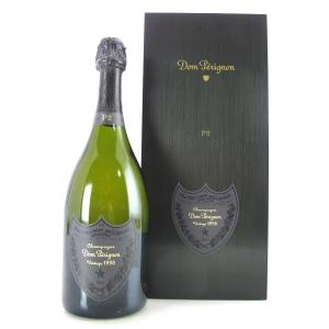 """Dom Perignon """"P2"""" 1998 Vintage Champagne"""