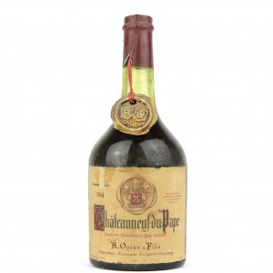 A. Ogier & Fils 1964 Chateauneuf-Du-Pape