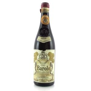 Cantina Terre Del Barolo 1959 Barolo Riserva