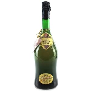 """Veuve Clicquot Ponsardin """"La Grande Dame"""" 1962 Vintage Champagne"""