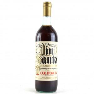 Col D'Orcia 1981 Vin Santo