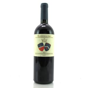 """Biondi-Santi """"Sassoalloro"""" 2000 Tuscany"""