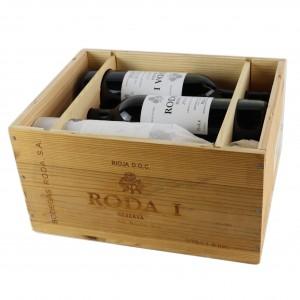 Roda I 2005 Rioja Reserva 6x75cl / Original Wooden Case