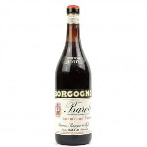 Borgogno 1970 Barolo Riserva