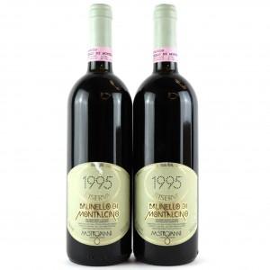 Mastrojanni 1995 Brunello di Montalcino Riserva 2x75cl