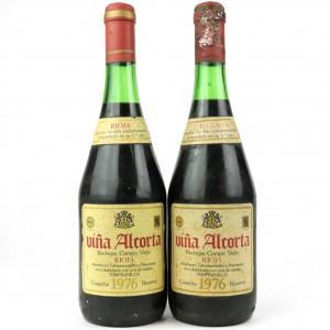 Campo Viejo Vina Alcorta 1976 Rioja Reserva 2x70cl