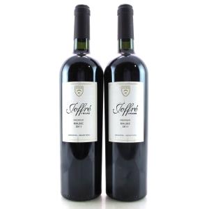 "RJ ""Joffre e Hijas Premium"" Malbec 2011 Uco Valley 2x75cl"