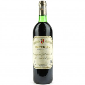 CVNE Imperial 1976 Rioja