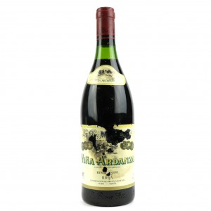 Viña Ardanza 1989 Rioja Reserva